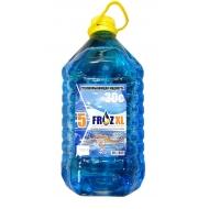 Жидкость стеклоомывателя зимняя (незамерзайка) FrozKO 5 -30