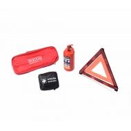 Набор автомобилиста (Аварийный комплект) СТАНДАРТ 3S красный Артикул: 10.3.02C-Red
