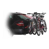 """Автомобильный багажник """"Amos Weekend"""" на заднюю дверь для перевозки 3-х велосипедов. Артикул weekend"""