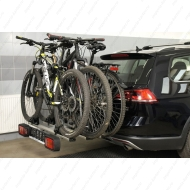 "Автомобильный багажник ""Amos GIRO"" 3 на фаркоп для перевозки 3-х велосипедов. Артикул GIRO-3"
