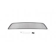 "Сетка ""Arbori"" в решётку бампера, черная 10мм. для MITSUBISHI Pajero Sport 2014-2020. Артикул: 01-380514-101"