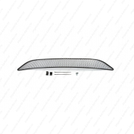 "Сетка ""Arbori"" в решётку бампера, черная 20мм. для Ford Focus III 2015-2020. Артикул: 01-171415-201"