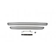 """Сетка """"Arbori"""" в решётку бампера, черная 10мм. для Ford Kuga2013-2016. Артикул: 01-170513-101"""