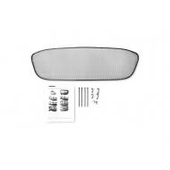 """Сетка """"Arbori"""" в решётку бампера, черная 15мм для Lada Kalina 2014-2020. Артикул: 01-550413-15B"""