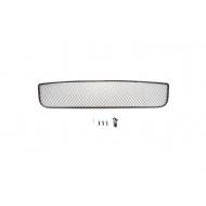 """Сетка """"Arbori"""" в решётку бампера, черная 15мм. для Suzuki Grand Vitara 2010-2012. Артикул: 01-510510-151"""
