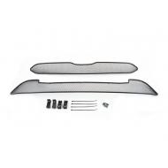 "Сетка ""Arbori"" в решётку бампера, черная 10мм. для Honda CR-V 2,0 до рестайлинга 2015-2019. Артикул: 01-230515-101"