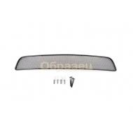 "Сетка ""Arbori"" в решётку бампера, черная 10мм. для Hyundai Solaris II 2017-2020. Артикул: 01-251217-101"