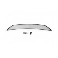 """Сетка """"Arbori"""" в решётку бампера, хром 15мм. для Kia Ceed I 2010-2012. Артикул: 01-301710-151"""