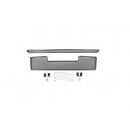 "Сетка ""Arbori"" в решётку бампера, черная 10мм. для MITSUBISHI Pajero IV2015-2020. Артикул: 01-381115-101"