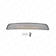 "Сетка ""Arbori"" в решётку бампера, черная 15мм. для Hyundai Creta 2016-2020. Артикул: 01-250916-151"
