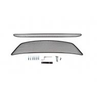 "Сетка ""Arbori"" в решётку бампера, черная 10мм. для Hyundai ix35 2010-2013. Артикул: 01-250310-101"