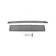 "Сетка ""Arbori"" в решётку бампера, черная 10мм. для Ford Explorer 2012-2015. Артикул: 01-171312-101"