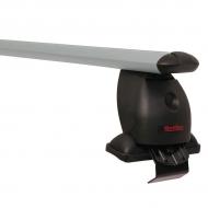"""Багажник на крышу """"Mont Blanc Flex"""" 3 креп. за дверные проемы для Geely MK седан 2007-2020 (Аэродинамические дуги). Артикул: 776062+785998+786163"""