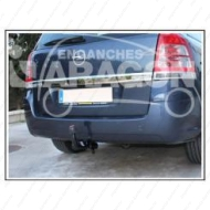 "Фаркоп ""Aragon"" для Opel Zafira B 2005-2012. Артикул: E4519BA"