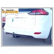 "Фаркоп ""Aragon"" для Opel Zafira C 2012-2020. Артикул: E4519CA"