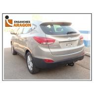 "Фаркоп ""Aragon"" для Hyundai ix35 2010-2020. Артикул: E2514AA"