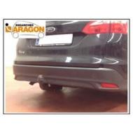 "Фаркоп ""Aragon"" для Ford Focus III универсал (искл. ST) 2012-2020. Артикул: E2012CA"
