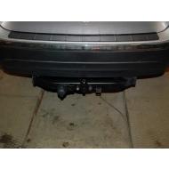 "Фаркоп ""Baltex"" для Toyota Highlander II 2010-2013. Фланцевое крепление. Артикул: 24.1958.21"