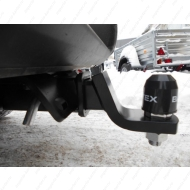 "Фаркоп ""Baltex"" для Cadillac SRX II 2010-2016. Быстросъемный крюк. Артикул: 04.9031.32"
