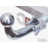 """Фаркоп """"Galia"""" оцинкованный для Subaru Legacy IV универсал (BР) 2004-2009. Артикул: S076A"""