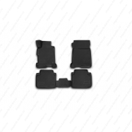 """Коврик """"Element"""" 3D в салон Honda Accord IX 2013-2020. Артикул CARHND00005"""