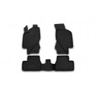 """Коврики """"Element"""" в салон Lada Granta 2011-2020. Артикул NLC.52.25.210k"""