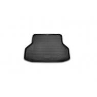 """Коврик """"Element"""" в багажник Daewoo Gentra II седан 2013-2020. Артикул CARDAE10002"""