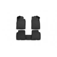 """Коврики """"Element"""" в салон Dongfeng H30 2014-2020. Артикул ORIG.3D.96.01.210"""