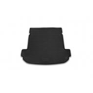 """Коврик """"Element"""" в багажник Kia Sorento III Prime 7 мест внедорожник 2015-2020 длинный. Артикул CARKIA00006"""