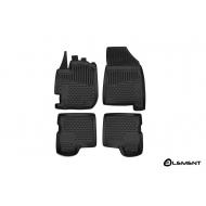 """Коврики """"Element"""" в салон Dacia Duster II 2017-2020. Артикул ELEMENT4154210k"""