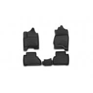 "Коврики ""Element"" 3D в салон Cadillac Escalade IV внедорожник 2015-2020. Артикул NLC.3D.07.10.210k"