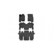 """Коврики """"Element"""" 3D в салон SsangYong Stavic 2013-2015. Артикул NLC.3D.61.04.210k"""