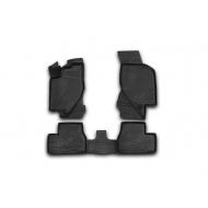 """Коврики """"Element"""" 3D в салон Lada Granta 2011-2020. Артикул F520250E1"""