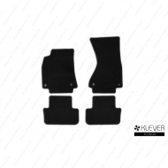 "Коврики ""Klever Econom"" в салон Audi A4 B8 АКПП седан 2007-2015. Артикул KLEVER010412101200k"