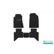 """Коврики """"Klever Premium"""" в салон Isuzu D-Max II 2016-2020. Артикул KLEVER03210122110kh"""