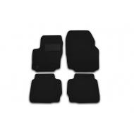 Коврики текстильные Klever в салон Luxgen 7 кроссовер 2013-2020. Артикул ORIG.90.01.11.110kv
