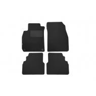 "Коврики текстильные ""Klever Premium"" в салон Saab 9-3 II седан АКПП 2002-2004. Артикул KLEVER03430122110kh"