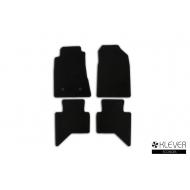 "Коврики ""Klever Econom"" в салон Isuzu D-Max II 2016-2020. Артикул KLEVER01210101200k"