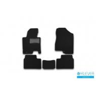 "Коврики ""Klever Premium"" в салон Kia Ceed II АКПП хэтчбек, универсал 2012-2020. Артикул KVR03254522110kh"