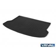 """Коврик """"Rival"""" в багажник для Geely Atlas 2018-2020. Артикул 11903002"""