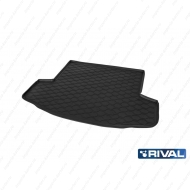 "Коврик ""Rival"" в багажник для Geely Emgrand X7 I 2018-2020. Артикул 11902002"