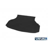 """Коврик """"Rival"""" в багажник для Datsun on-Do седан 2014-2020. Артикул 18701003"""