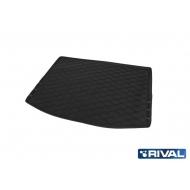 "Коврик ""Rival"" в багажник для Suzuki SX4 II S-Cross 2013-2016 2016-2020. Артикул 15502002"