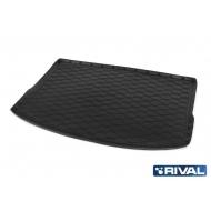 """Коврик """"Rival"""" в багажник для Haval F7 2019-2020. Артикул 19403002"""