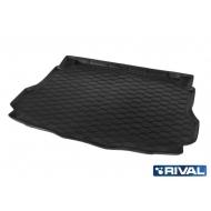 """Коврик """"Rival"""" в багажник для Haval H6 2014-2020. Артикул 19402002"""