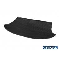"""Коврик """"Rival"""" в багажник для Haval H2 2014-2020. Артикул 19401002"""