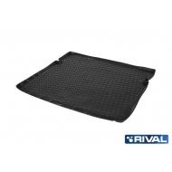 """Коврик """"Rival"""" в багажник для Renault Duster (4WD) 2010-2015. Артикул 14701006"""