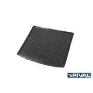 """Коврик """"Rival"""" в багажник для Renault Kaptur (4WD) 2016-2020. Артикул 14707002"""