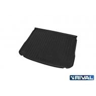 "Коврик ""Rival"" в багажник для Volkswagen Tiguan I 2011-2015. Артикул 15805003"