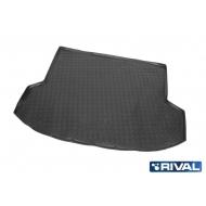 """Коврик """"Rival"""" в багажник для JAC S5 (Eagle) 2013-2020. Артикул 19201002"""